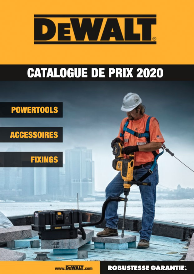Catalogue de Prix 2020